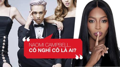 Nhà sản xuất The Face Thailand bức xúc với Naomi Campbell trên instagram: 'Cô nghĩ cô là ai?'