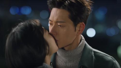 Park Hae Jin than phiền: Trời lạnh quá nên cảnh hôn không được 'tình'