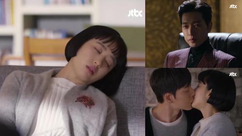 Nữ chính 'Man to Man' vừa bị Park Hae Jin bắn chết tại chỗ?