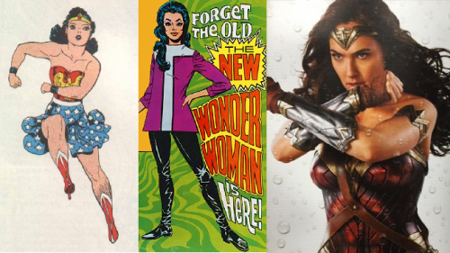 Hình tượng 'Wonder Woman': hành trình phong cách thời trang 'nữ quyền' trong 75 năm