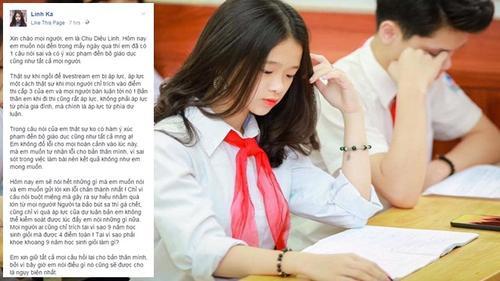 Sau phát ngôn gây sốc, Linh Ka gửi lời xin lỗi đến mọi người
