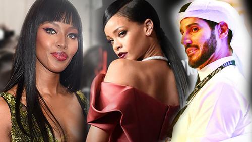 Người khai sinh ra The Face tức giận khi biết tin Rihanna cặp kè tình cũ tỷ phú của mình
