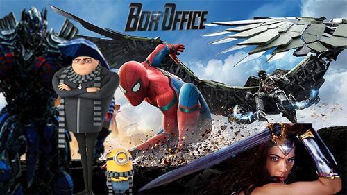 Spiderman- Homecoming: 'Bá chủ phòng vé' tại Việt Nam lẫn thế giới