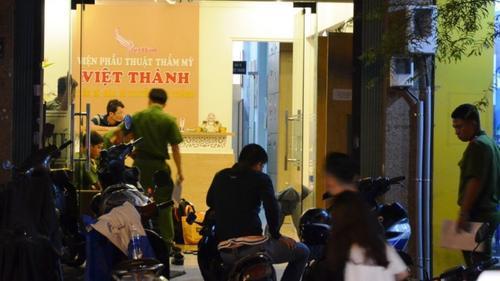 Một thẩm mỹ viện ở TP HCM bị đình chỉ hoạt động sau khi làm bệnh nhân nước ngoài tử vong