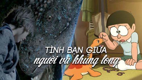 'My Pet Dinosaur': Câu chuyện 'Nobita và chú khủng lạc loài' bước ra đời thực