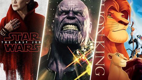 Loạt thông tin mới 'không thể bỏ qua' từ 'Avengers', 'Lion King', 'Star Wars'…