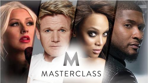 Master Class - 'lãnh địa' mới dành cho của các ngôi sao truyền hình?