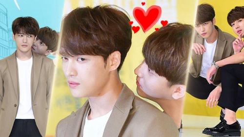 Gạt nữ chính 'Manhole' sang một bên, 'couple' Jae Joong - Baro tình tứ với nhau