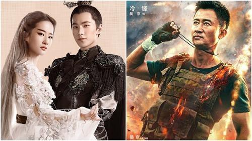 'Chiến Lang 2' - 'Tam sinh tam thế': Hai đối thủ màn ảnh rộng và mối lương duyên 'kỳ lạ'