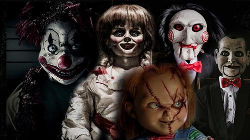 Những con búp bê đáng sợ nhất lịch sử điện ảnh