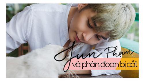 Jun Phạm tiết lộ đoạn bị cắt trong 'Cô gái đến từ hôm qua', xác nhận vai nam chính phim Tết của Ngô Thanh Vân