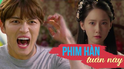 Yoona khóc nức nở trong 'The King Loves', Kim Jae Joong gây cười với 'Manhole'
