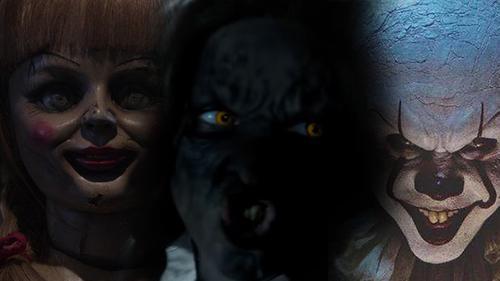 Cư dân mạng khiếp sợ khi nhìn thấy Annabelle và gã hề ác ma kết hợp với nhau