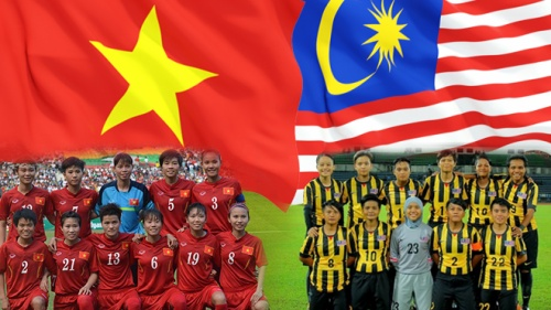 19h45- 24/8: ĐT nữ Việt Nam- ĐT nữ Malaysia: Chiến thắng đậm và lên ngôi hậu