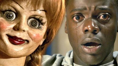 Đặt lên bàn cân 'Get Out' và 'Annabelle' - Phim kinh dị nào ấn tượng hơn?