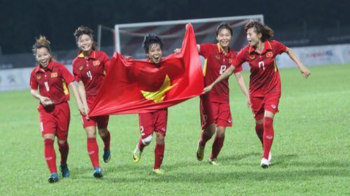 VFF nói gì về chuyện cầu thủ nữ có bầu vẫn đá SEA Games?