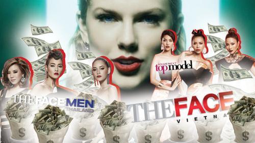 Truyền hình thực tế học cách kiếm tiền từ Taylor Swift, tại sao không?