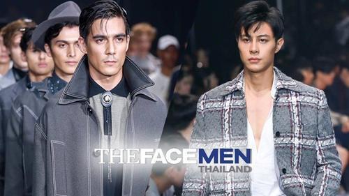 Nguyên dàn trai đẹp tham gia show thời trang mà dân mạng Thái Lan chỉ mải mê nhan sắc của hai mỹ nam Atila và Jack