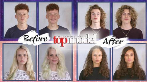 Fan bức xúc Next Top Model Hà Lan quá 'lười', makeover cho thí sinh có cũng như không