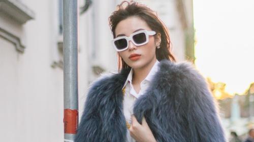 Bị lên lớp dạy bảo cách trang điểm, Hoa hậu Kỳ Duyên đáp trả khiến anti-fan 'câm nín'