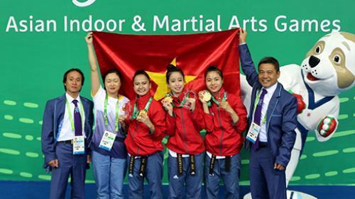 'Hot girl' Taekwondo Châu Tuyết Vân giành HCV quyền nữ