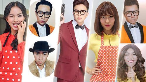 Duy Khánh, BB Trần, Châu Bùi và Diệu Nhi hóa thành loạt nhân vật Kingsman