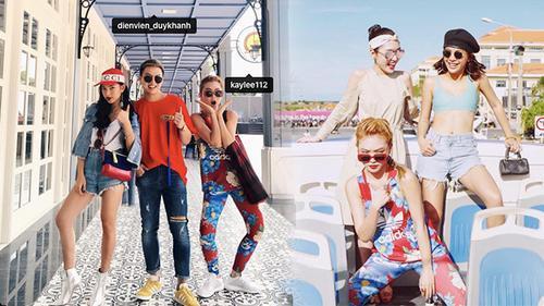 Bạn có biết party 'chất' nhất mùa hè Đà Nẵng khiến Châu Bùi, Duy Khánh đồng loạt check-in?