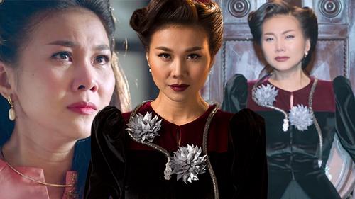 Thanh Hằng trong 'Mẹ chồng': Hành trình 'lật mặt' ngoạn mục!