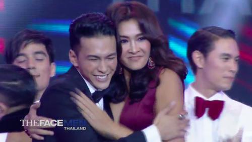Phillip - Học trò Lukkade chính thức đăng quang The Face Men Thailand mùa đầu tiên!