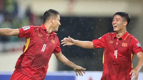 Highlights Việt Nam 5-0 Campuchia