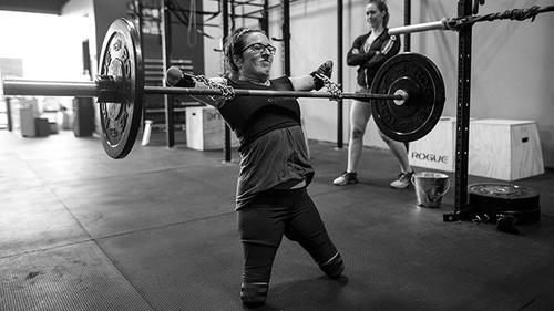 Nghị lực phi thường của nữ vận động viên cụt tứ chi