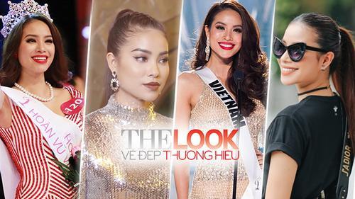 Những khoảnh khắc 'triệu like' làm nên 'Vẻ đẹp thương hiệu' của HLV The Look - Phạm Hương
