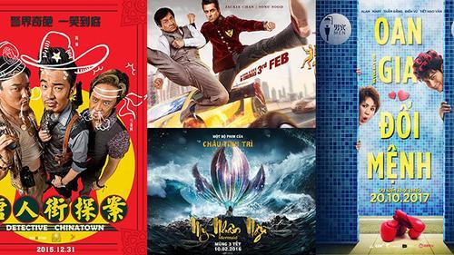 5 phim điện ảnh hài Hoa ngữ khiến khán giả Việt cười nghiêng ngả