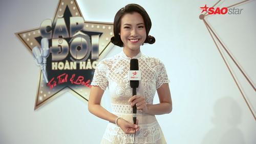 MC Hoàng Oanh, Diễn viên Minh Luân, Mạnh Đồng nói gì trước giờ lên sóng