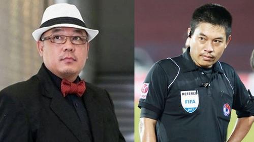Từ lụa Khaisilk 'made in China' đến trọng tài FIFA 'made in Việt Nam'