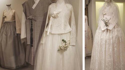 Song Hye Kyo sẽ diện váy cưới truyền thống màu sắc ngọt ngào trong hôn lễ?