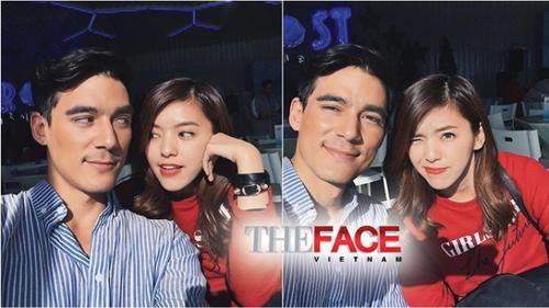 Trúc Anh The Face bất ngờ đăng ảnh tình tứ với Á quân The Face Men khiến cư dân mạng phấn khích