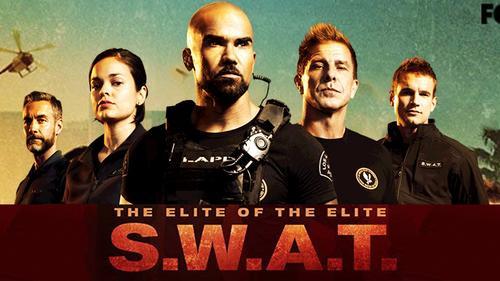 'S.W.A.T.' - Sự trở lại của Shemar Moore (Criminal Minds) với vai diễn gai góc hơn