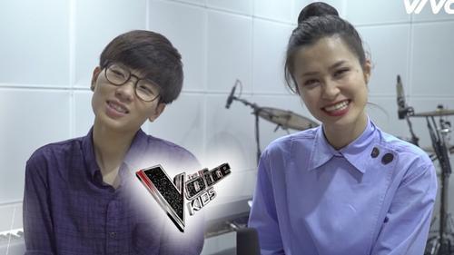 Đông Nhi trở lại làm khách mời đêm Bán kết cùng học trò đội Hương Tràm - Tiên Cookie