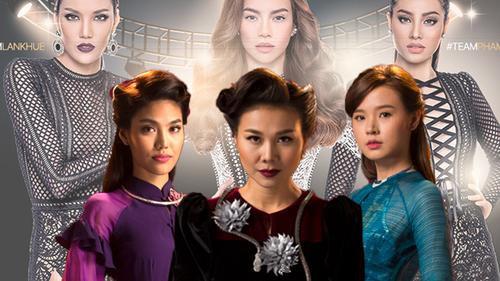 Đạo diễn Lý Minh Thắng: 'Phim Mẹ chồng được lấy ý tưởng từ show The Face'