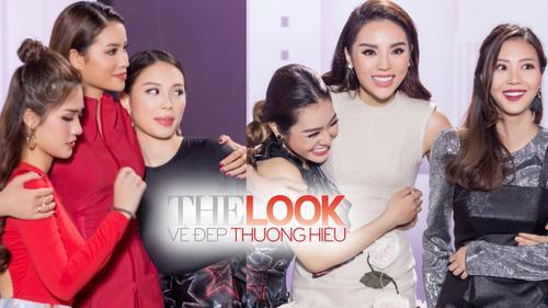 Tập 3 The Look: Đội Kỳ Duyên giành chiến thắng, Phạm Hương - Minh Tú đồng lòng không phục