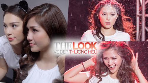 Makeup long lanh, Top 5 thí sinh lại tả tơi thế này vì thử thách đáng sợ nhất The Look