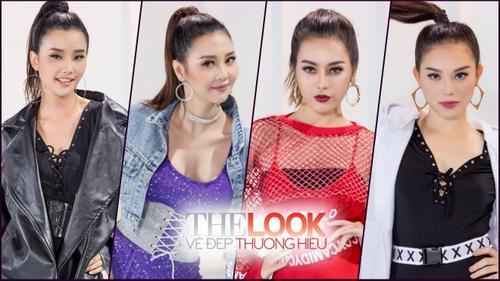 Top 4 The Look: Ai xứng đáng trở thành quán quân mùa đầu tiên?