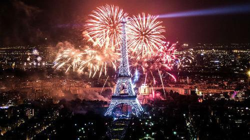 Đây là 11 thành phố đón năm mới hoành tráng nhất trên thế giới