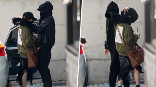 Sau G-Dragon và Lee Joo Yeon, thêm một 'cặp đôi 2018' bị Dispatch đưa ra ánh sáng