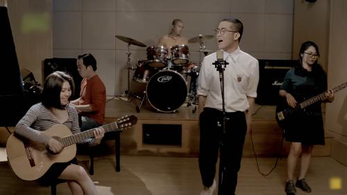 Sau hit 'Thật bất ngờ', Mew Amazing tung ca khúc nhạc phim 'Ở đây có nắng'