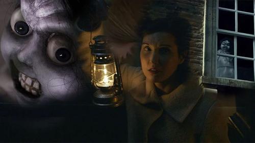 'Truyền nhân' của Annabelle xuất hiện trong 'Lời nguyền của búp bê phù thủy'