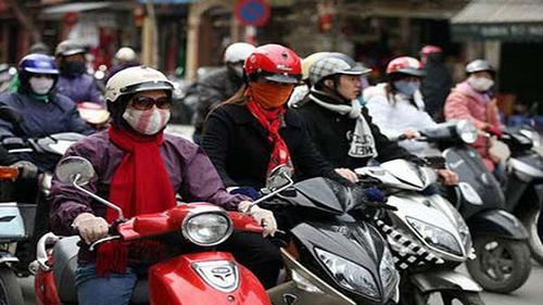 Các tỉnh miền Bắc rét đậm, Hà Nội lạnh 9 độ C