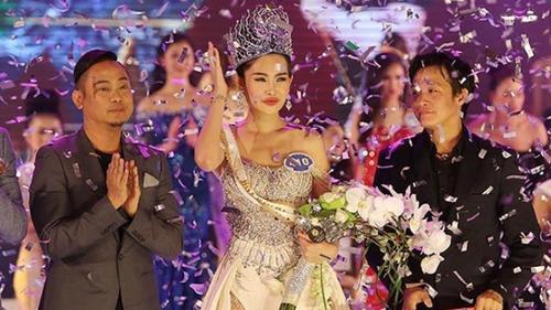HOT: Cục NTBD đề nghị hủy kết quả, tước vương miện Hoa hậu Đại dương của Lê Âu Ngân Anh