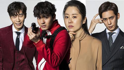 'Return': Bộ phim truyền hình sở hữu dàn diễn viên xịn sắp lên sóng.